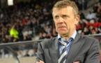 """Patrice Lair s'est dit """"très déçu"""" après cette défaite"""