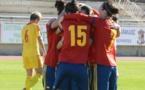 Ruth Garcia Garcia a délivré l'Espagne (photo sefutbol)