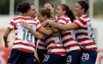 Les Etats-Unis tenteront de décrocher une dizième victoire à l'Algarve Cup