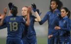 La France repasse devant la Suède (photo fifa.com)