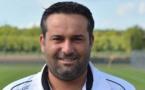 Emmanuel Gros est très satisfait de ses joueuses (Photo : Nîmes Médiathèque)