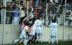 Les Marseillaises laissent exploser leur joie (Photo : Yannick Parienti / OM.net)