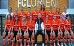 Victoire tranquille pour le FC Lorient cet après-midi. Photo site internet du club