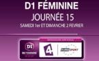 D1 - Les buts de la quinzième journée en vidéo (FFF TV)