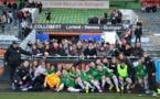Les Vertes continuent sur leur lancée avec une cinquième victoire consécutive en 2014. Photo Foot49