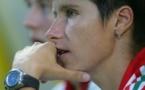 Edina Marko sera sur le banc contre la France, le 7 mai prochain (photo uefa)