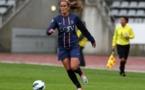 La Nordiste est arrivée au PSG en 2012, pour se rapprocher de sa famille...