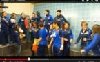 """Insolite - Les féminines du FC PONTCHARRA SAINT-LOUP (Rhône) sont """"happy"""""""