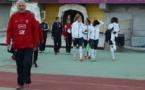 Philippe Bergerôo et les Bleues déterminées à jouer la finale (photo FFF)