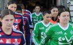 Arras et Saint-Etienne, deux équipes au coude à coude (photo ASSE.fr)