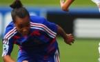 Equipe de France - Inès JAURENA, un nouveau visage chez les Bleues (FFF TV)