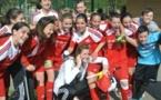 Les filles du FC Nivolet savourent leur réussite