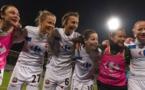 Un but marqué à la dix-neuvième minute par Catala a suffi au bonheur des Juvisiennes (crédit : FCF Juvisy)