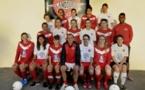Limoges Landouge Foot a été la dernière équipe régionale à assurer sa première place