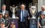 Les trophées des Ligues des Champions masculine et féminine sont à Lisbonne (photo UEFA)