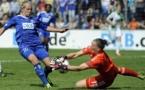 La gardienne de Wolfsburg efficace sur les rares attaques de Potsdam