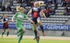 Lindsey Horan et le PSG déroulent (photo PSG.fr)