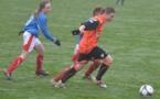 Les Lorientaises ont l'objectif de jouer en D1 à moyen terme. Photo archives Foot56.fr