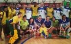 Championnat du Monde scolaire - Le Lycée LA COLINIERE (Nantes) quatrième, la TURQUIE championne