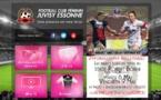 D1 - FCF JUVISY lance son nouveau site Internet