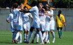Deuxième victoire de l'OM (photo OM.net)