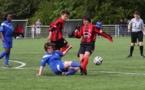 Les Lilléroises, en rouge, ont vite plié le match, marquant trois buts en onze minutes