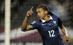 Elodie Thomis a débloqué la situation (photo AFP/FFF)