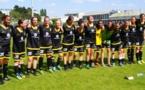 St Malo découvrira la D2 la saison prochaine (crédit : site du club)