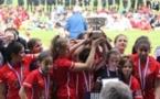 Un trophée en jeu