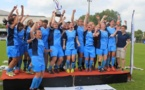 C'est la treizième victoire en coupe Atlantique pour l'ESO La Roche. Photo C.-H.C. (Football44.fr)