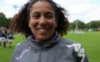 Soraya Belkadi aura pour objectif d'aider le MFC à atteindre à la D2 (crédit : rcffeminin.bteam.fr)