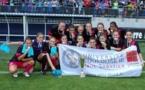 Les Toulousaines ont battu Amiens en finale