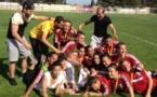 Le trophée pour le Bas Vernet (Photo : Club)