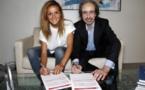Deuxième recrue de choix pour le PSG qui frappe fort avec la signature de l'internationale allemande Fatmire Alushi
