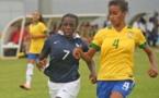 Viviane Asseyi était titulaire (photo A Mesa/FFF)