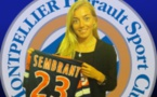 Linda Sembrant est internationale suédoise (Photo MHSC)