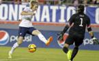 Bleues - ETATS-UNIS - FRANCE : l'intégrale du match en vidéo