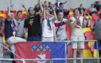 Diaporama - Retrouvez 90 clichés de la finale de la Coupe de France OL - PSG