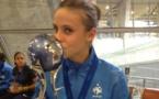L'Internationale U19 Marion Romanelli prend la route d'Albi (crédit : fcfmonteux)