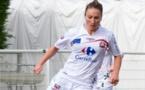 Gaétane Thiney, élue meilleure joueuse de D1