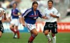 Angélique Roujas avait arrêté soudainement la sélection nationale après l'Euro 2001