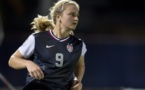 Lindsey Horan a prolongé avant de partir avec la sélection américaine à la coupe du Monde U20