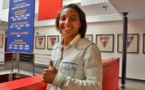 Sarah Bouhaddi prolonge (photo OLweb)