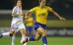 Avec le Brésil, Simone a joué deux Coupes du Monde (2003, 2007) et les JO en 2000 et 2008 (photo DR)