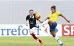 Anaig Butel a disputé le match face au Brésil en intégralité (photo DR)