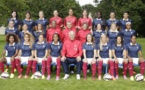Bleues - La photo officielle de la saison et le making of (FFF TV)