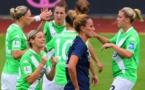 Wolfsburg s'est imposé face au PSG (2-0) - (photo VfLW)