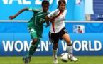 Nigeria - Allemagne était déjà la finale en 2010 (photo FIFA)