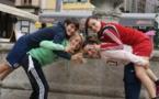 Les féminines de l'ASVM ont effectué un stage au Puy-en-Velay... dans la bonne humeur ! (crédit : facebook club)