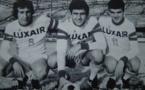 1976 : le trio magique de l'ASNL : Rubio-Platini-Rouyer.